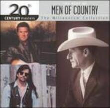 Best of Men in Country - CD Audio