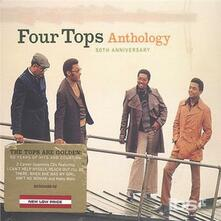 50th Anniversary - CD Audio di Four Tops