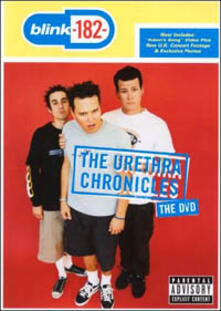 Blink 182. Urethra Chronicles di Rick DeVoe,Jeffrey Motyll - DVD