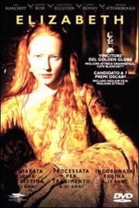 Elizabeth di Shekar Kapur - DVD