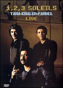 1, 2, 3 Soleils. Taha, Khaled, Faudel. Live - DVD