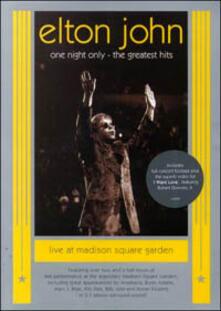 John Elton. One night only. (DVD) - DVD