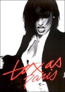 Texas. Live in Paris (DVD) - DVD di Texas