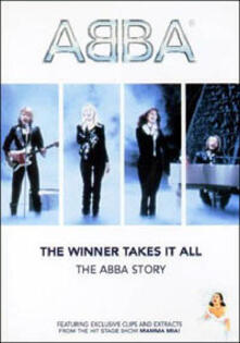 ABBA. The Winner Takes It All. The ABBA Story (DVD) di Chris Hunt - DVD