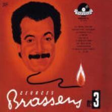 N.3 Sa guitare et les rythmes - CD Audio di Georges Brassens
