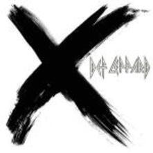 X - CD Audio di Def Leppard