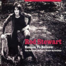 Reason to Believe: The Complete Mercury Studio Recordings - CD Audio di Rod Stewart