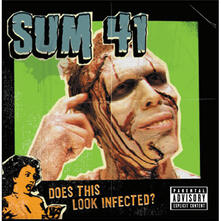 Does This Look Infected - CD Audio di Sum 41