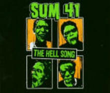 The Hell Song - CD Audio Singolo di Sum 41