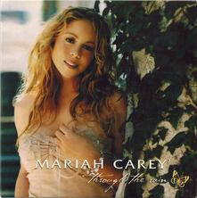 Through the Rain - CD Audio Singolo di Mariah Carey