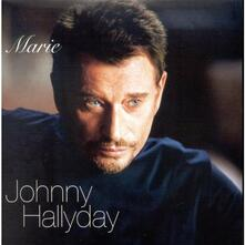 Marie - CD Audio Singolo di Johnny Hallyday