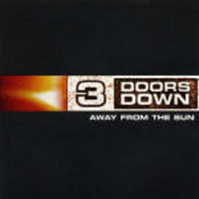 Away from the Sun - CD Audio di 3 Doors Down