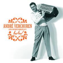 Les Increvables n.1 - CD Audio di André Verchuren