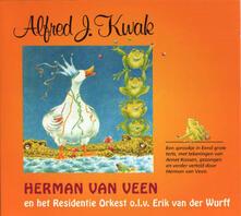 Alfred J. Kwak 1978 - CD Audio di Herman van Veen