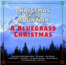 Christmas on the Mountain. A Bluegrass Christmas - CD Audio