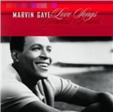 Love Songs. Greatest Duets - CD Audio di Marvin Gaye