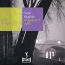 Vaughan and violins - CD Audio di Sarah Vaughan