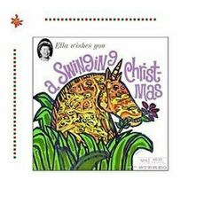 CD Wishes you a Swinging Christmas Ella Fitzgerald