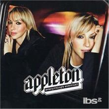 Everything Eventual - CD Audio di Appleton