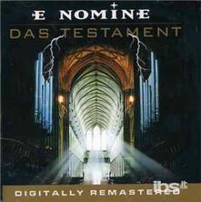 Das Testament - CD Audio di E Nomine