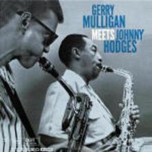 Gerry Mulligan meets Johnny Hodges - CD Audio di Gerry Mulligan,Johnny Hodges
