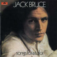 Songs for a Tailor (Remastered) - CD Audio di Jack Bruce