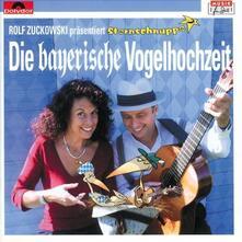 Die Bayerische - CD Audio di Rolf Zuckowski