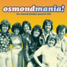 Osmondmania - CD Audio di Osmonds