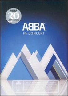 ABBA. Live in Concert (DVD) - DVD di ABBA