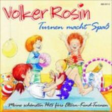 Turnen Macht Spass - CD Audio di Volker Rosin