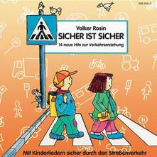 Sicher Ist Sicher - CD Audio di Volker Rosin