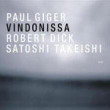 Vindonissa - CD Audio di Paul Giger