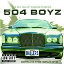 Ballers - CD Audio di 504 Boyz