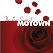 The Love Songs of Motown - CD Audio