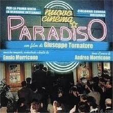 Nuovo Cinema Paradiso (Colonna sonora) (Versione orchestrata) - CD Audio di Ennio Morricone
