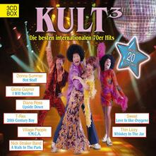 Kult 3 70's - CD Audio