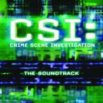 Cover CD Colonna sonora CSI: Scena del crimine
