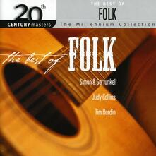 20th Century Masters. Best of Folk - CD Audio