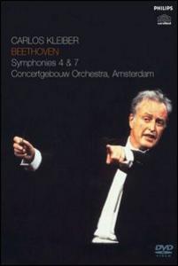 Film Ludwig van Beethoven. Symphonies nos. 4 & 7 Humphrey Burton