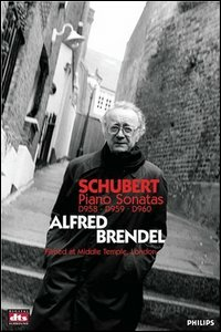 Film Franz Schubert. Piano Sonatas