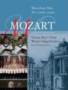 Wolfgang Amadeus Mozart. Chorals Works - DVD