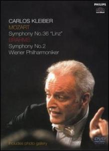 Film Johannes Brahms. Symphony No. 2. Wolfgang Amadeus Mozart Symphony No. 36 Horant H. Hohlfeld