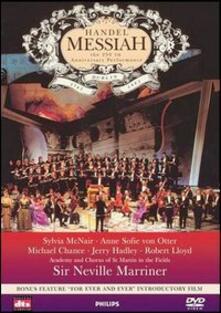 Georg Friedrich Händel. Messiah - DVD