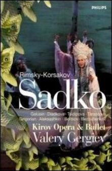 Nikolai Rimsky-Korsakov. Sadko - DVD