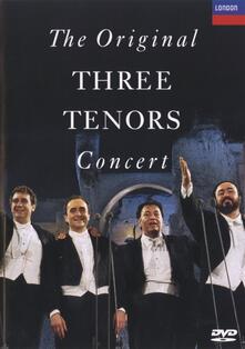 Pavarotti Domingo, Carreras, Mehta. Tre Tenori in concerto di Brian Large - DVD