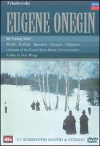 Film Pyotr Ilyich Tchaikovsky. Eugene Onegin Petr Weigl