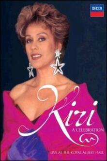 Kiri Te Kanawa. A celebration - Live at the Royal Albert Hall - DVD