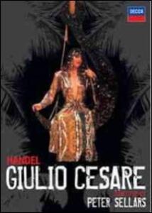 Georg Friedrich Handel. Giulio Cesare (2 DVD) di Peter Sellars - DVD