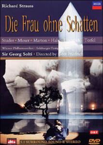 Richard Strauss - Donna senz'ombra (2 DVD) - DVD