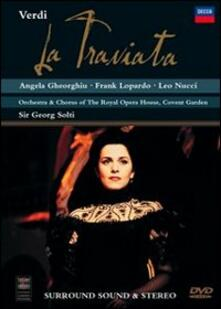 Giuseppe Verdi. La Traviata (DVD) - DVD di Giuseppe Verdi,Georg Solti